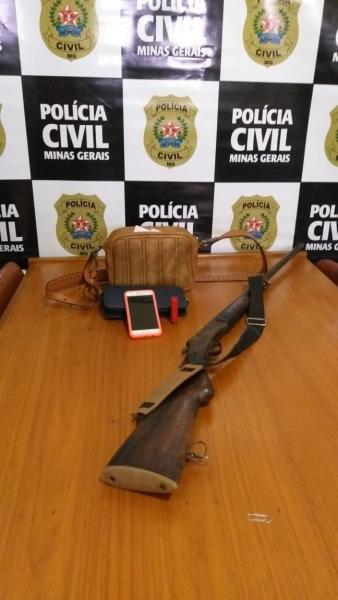 SUSPEITO DE TENTATIVA DE FEMINICÍDIO SE APRESENTA EM AIURUOCA